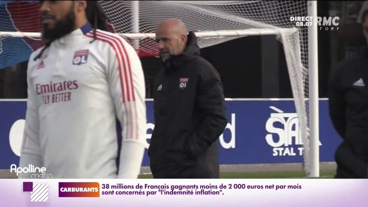 Le match de Ligue 1 Monaco - Lyon, prévu le week-end du 5 février, pourrait se jouer à Shanghaï