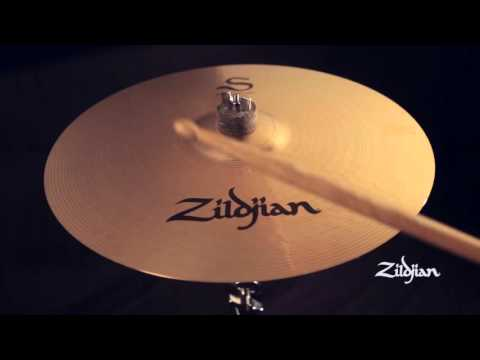 "ZILDJIAN 16"" S Rock Crash Činel crash"