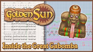 """New Arrangement: """"Inside the Great Gabomba"""" from Golden Sun: The Lost Age (2002)"""
