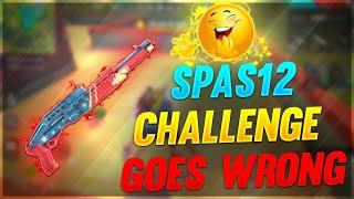 Power Of Spas ( ShotGun ) || FREE FIRE - Desi Gamers