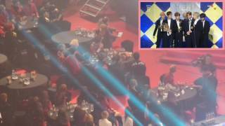 Gambar cover BTS & EXO interactions @ 26TH Seoul Music Awards 170119