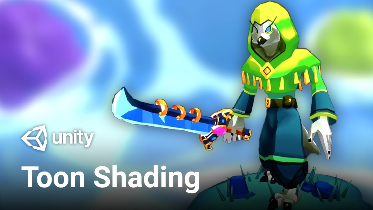 Making a Toon Shader with Unity! (Shader Graph tutorial)