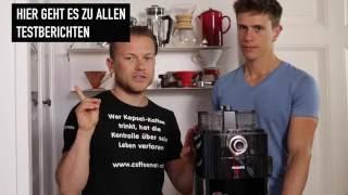 Philips HD7766 im Test -  Kaffeemaschine mit Mahlwerk - Bisheriger Testsieger