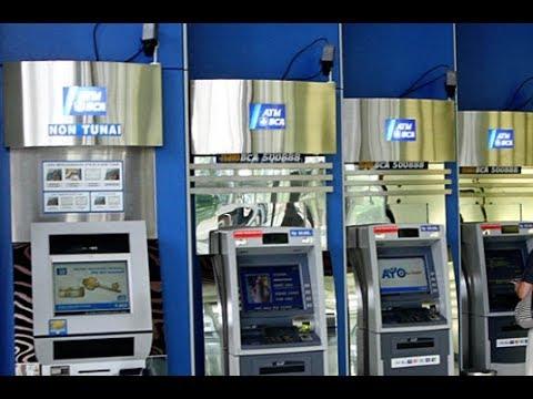 Limit harian penarikan ATM Bca