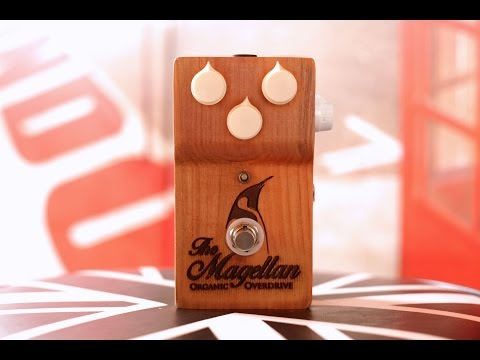 The Magellan 2016 Demo with Angelo Pierattini
