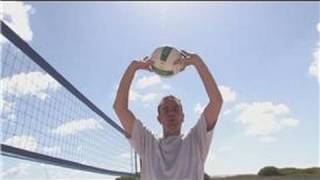 Volleyball Techniques : Volleyball Practice Tips