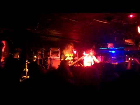 Candy Striper Death Orgy - Final War LIVE! at Rocko's