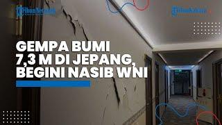 Gempa Bumi 7,3 Magnitudo Gunjang Fukushima Jepang, KBRI Sediakan Layanan Hotline Untuk WNI