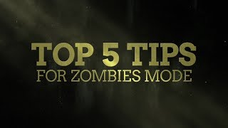 Official Call of Duty®: WWII Insider - Top 5 Zombies Tips - Video Youtube