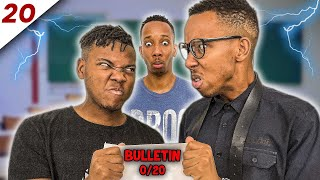 GIVE ME YOUR REPORT CARD!!! - LES PARODIE BROS