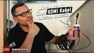 HDMI Kabel Vergleich – 9,90€ vs 339€ Kabel
