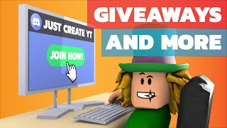 roblox robux giveaway discord - TH-Clip