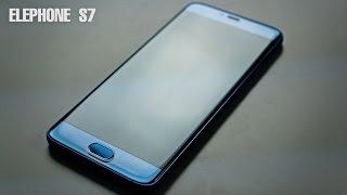 Elephone S7 na pierwszy rzut oka