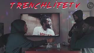Mozzy    I'll Never Tell Em Shit (TRENCHLIFETV) (REACTIONVIDEO)