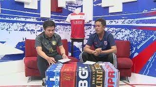 พูดคุยหลังเกมทีมชาติไทย ชนะ บาห์เรน ในรอบ39ปี I ฟุตบอลไทยวาไรตี้ LIVE 10.01.62