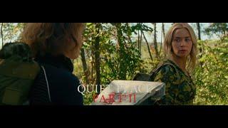 ΕΝΑ ΗΣΥΧΟ ΜΕΡΟΣ 2 (A Quiet Place Part II) - Trailer (greek subs)