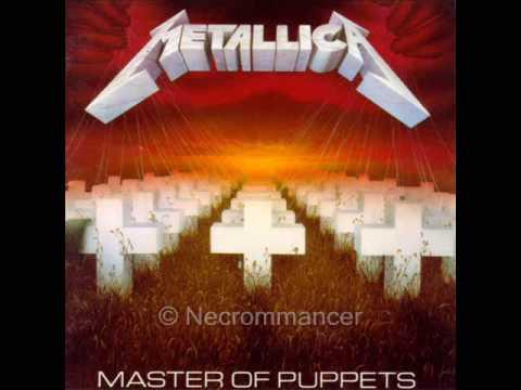 master of puppets - Metallica (instrumental)