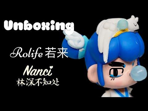 #Unboxing QQ #Popmart #Nanci | 超仙气的小仙女 ???? #shorts