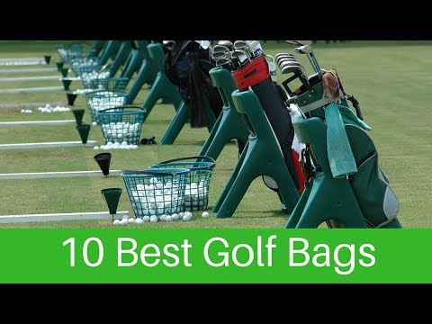 The Best Golf Bags of 2017 | 10 Best Golf Bags 2017