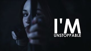 Multifemales | I'm unstoppable.