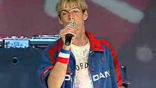 Aaron Carter Concert at Summer Fest