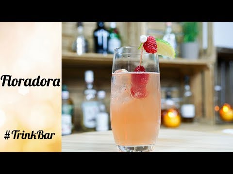 Floradora - Cocktail - Rezept - TrinkBar