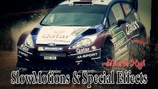 Rallye WRC Slow motion Special FX Maximum Attack 1080 HD
