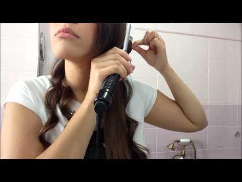 Deformazioni delle dita di una spazzola