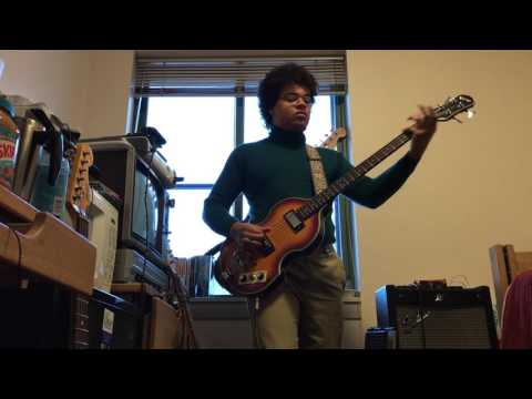 Golden Earring - Grab It For a Second Bass Cover