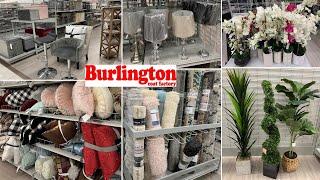 Burlington Furniture & Home Decor   Shop With Me 2020