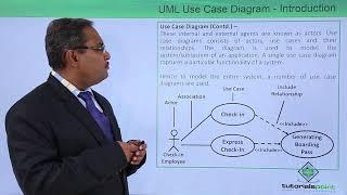 UML - Use case diagram introduction