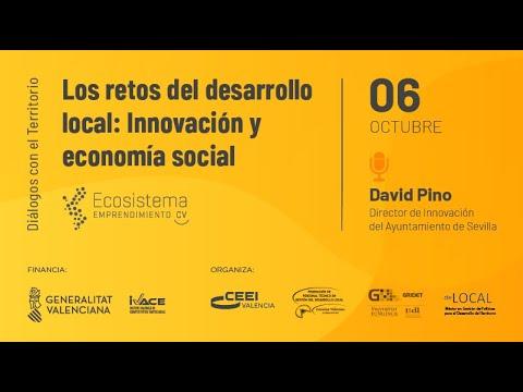 Los retos del desarrollo local: Innovación y economía social[;;;][;;;]