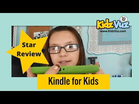Kindle for Kids: Star Review