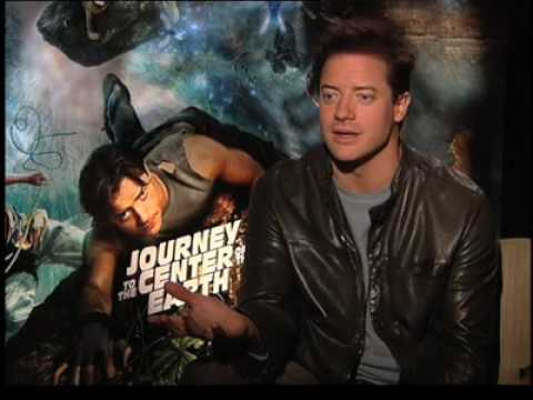 Brendan Fraser Interview: Journey to Center of the Earth