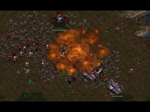 Idra (T) v ret (Z) on Fighting Spirit - StarCraft  - Brood War REMASTERED