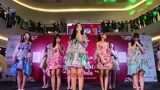 JKT48 Circus Team J   Semarang @ Paragon City Mall [ Part 3]