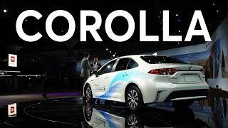 2018 LA Auto Show: 2020 Toyota Corolla | Consumer Reports