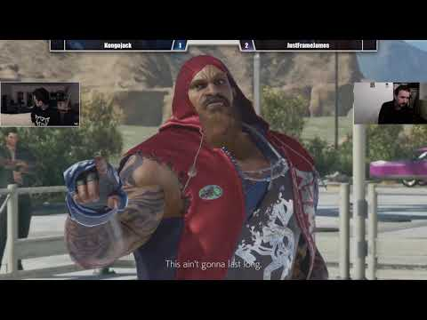 Tekken 7 - Kongojack (Marduk) vs. JustFrameJames (Yoshimitsu)
