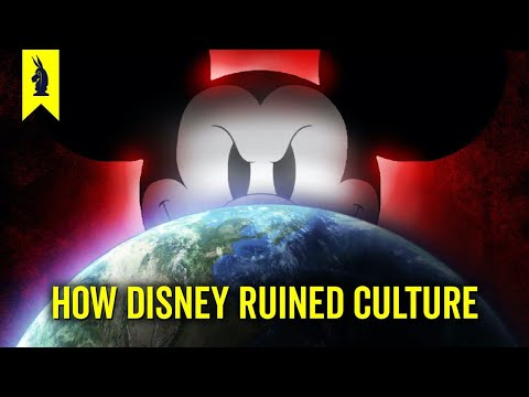 How Disney Ruined Culture