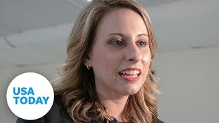 Rep. Katie Hill makes final floor speech | USA TODAY