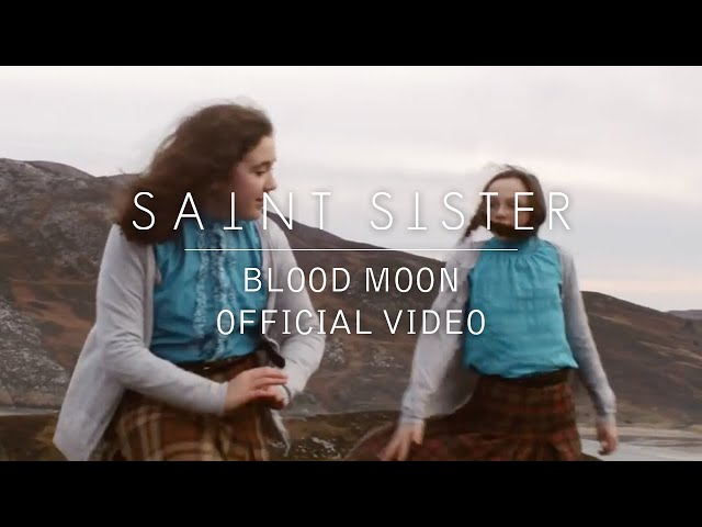 Blood Moon - Saint Sister