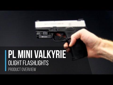 OLIGHT PL-MINI 2 OD Green 600 lumens Magnetic Rechargeable Pistol Weapon Light