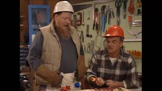 Cooking A Meal With Power And Steel (1st Appearance On Home Improvement)