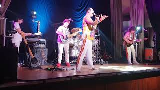 These are the day's of our lives - Mercury - Queen tribute band