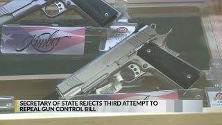 NM Republicans continue fight over controversial gun control law