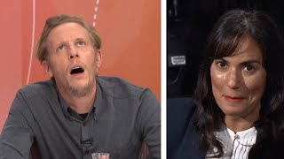 video: Laurence Fox says accusing him of 'white male privilege' is racism as he gets into Question Time row over Duchess of Sussex media coverage