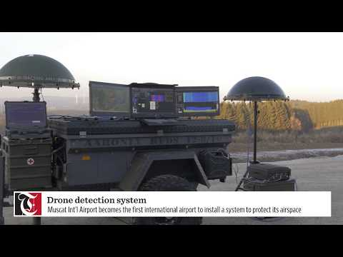 Watch: Drone Detection System