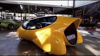 Экстремальные машины Бронированнные автомобили Discovery
