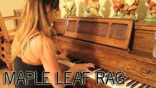 Maple Leaf Rag - Way Too Fast