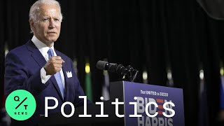 Joe Biden Officially Becomes the Democratic Nominee for President